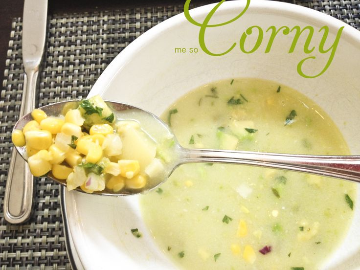 ... corn soup summer corn soup with shrimp calabaza corn and coconut soup