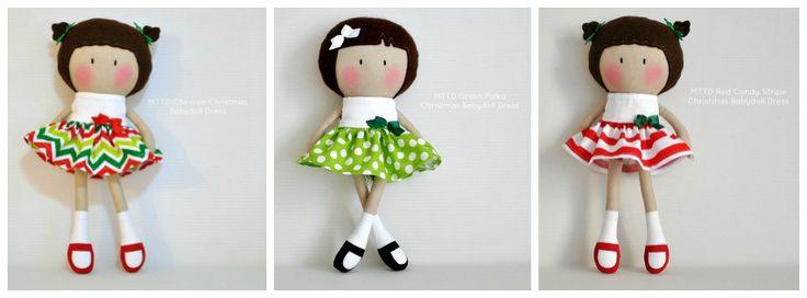 Мои Teeny-Крошечный Куклы ® Babydoll Платья