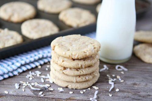 Chewy Coconut Oatmeal Cookies | Cookies | Pinterest