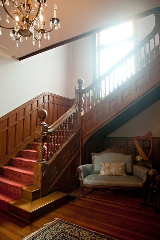 Parker House Bed And Breakfast Anniston Alabama
