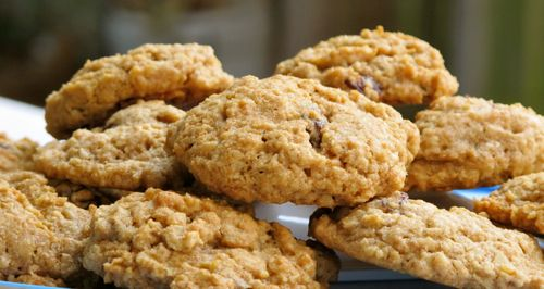 ... cookie recipes - Oatmeal and Fruit Cookies, Double Ginger Cookies