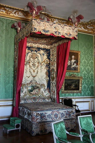 Chateau de Versailles    Apartments of the Dauphin