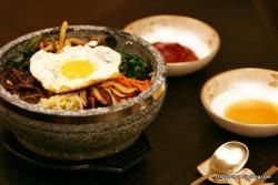 Recipe: Bibimbap (Dolsot Bibimbap) with Vegetarian Option 비빔밥 ...