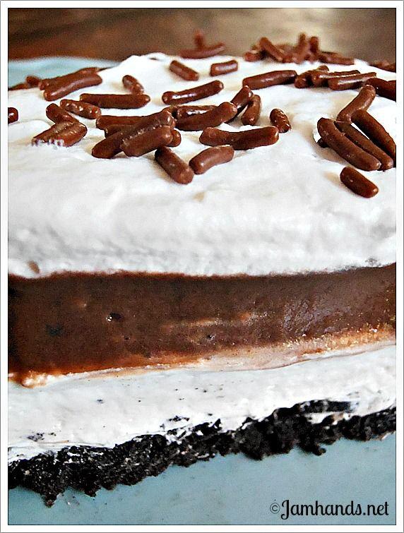 Classic Oreo Icebox Dessert | Recipes | Pinterest