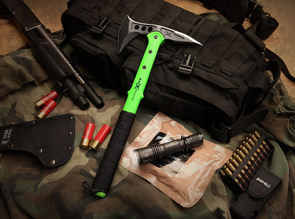 Must have: Zombie Survival Axe