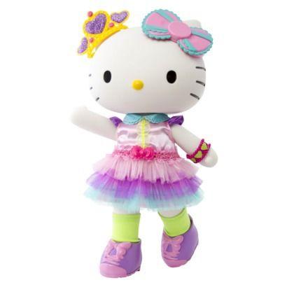 Hello kitty princess kitty kid gift ideas pinterest - Princesse hello kitty ...
