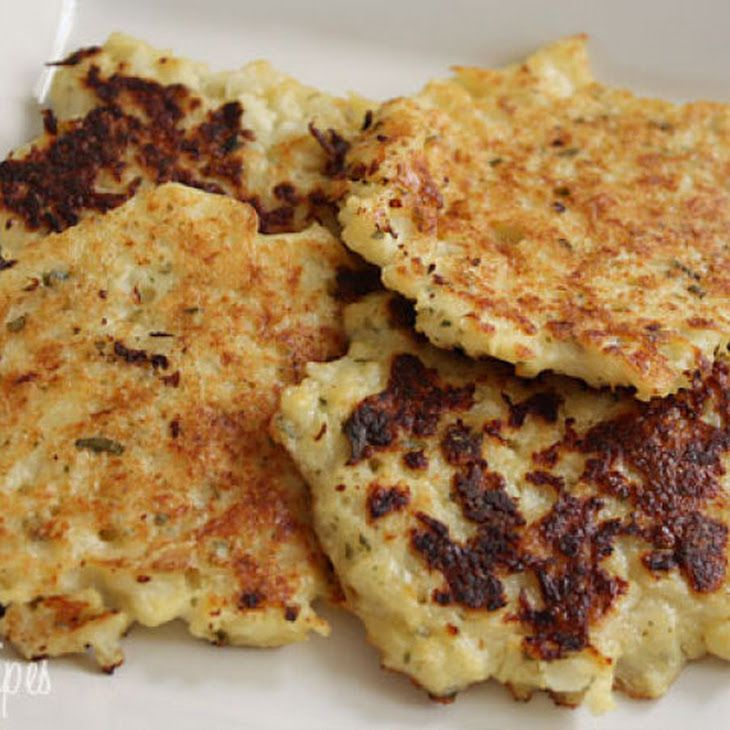 Cauliflower Fritters | Favorite Recipes | Pinterest