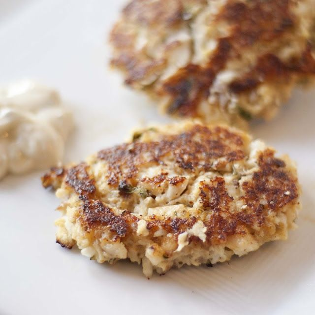 lemon and parsley fish cakes | Sea Food lovers | Pinterest