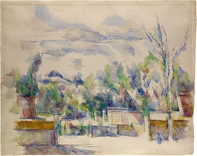 essay on paul cezanne The part of the essay dealing with the composition of cézanne 's still life with apples and oranges is reproduced below paul cézanne.