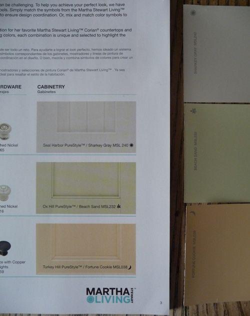 Pin by victoria mastromarino on create pinterest - Martha stewart cabinets catalog ...