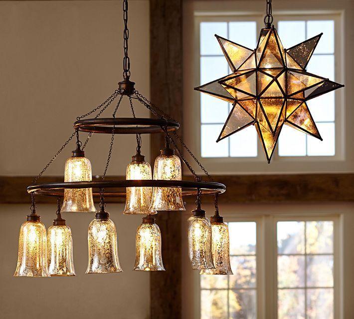 Pottery Barn Lights  Lighting  Pinterest