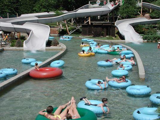 Black anaconda water coaster - photo#5