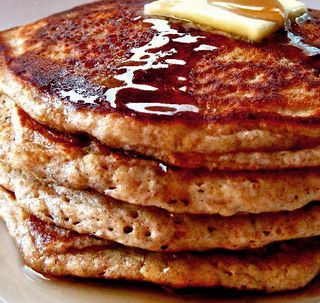 Gingerbread Apple Butter Pancakes (to go with my homemade apple butter ...