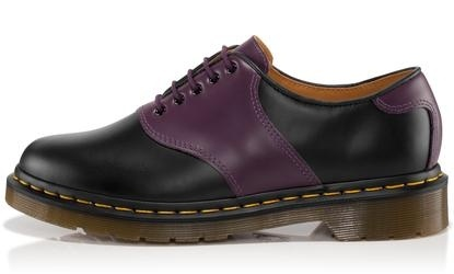 Have these... Glen's Army Navy Store - Dr Martens Womens Saddle Shoe