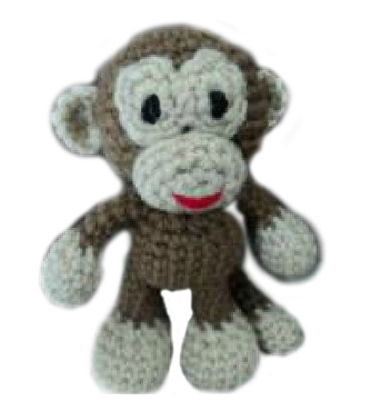 Amigurumitogo Little Bigfoot Monkey : Pin by Christy Shinneman on Crochet - Toys/Animals Pinterest