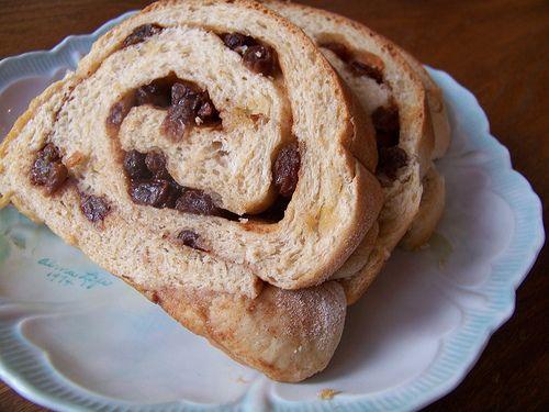 Cinnamon Swirl Bread ...mmmmmm YUMMY ... gonna make this using all ...