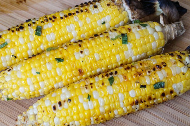... . Pot Ang is Cambodian Grilled Corn brushed with coconut milk, fi