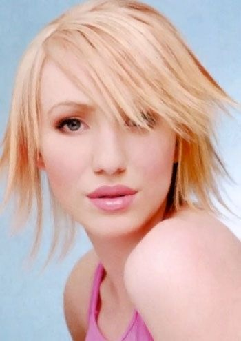 Pin by 4HairStyles on Short Hairstyles With Bangs | Pinterest