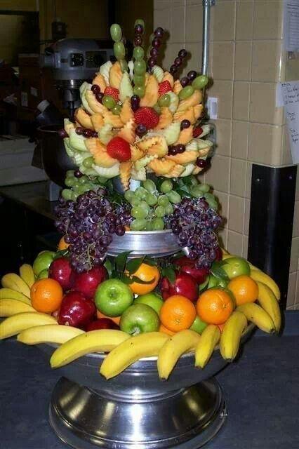 Fruit Bowl Ideas For Wedding Pinterest