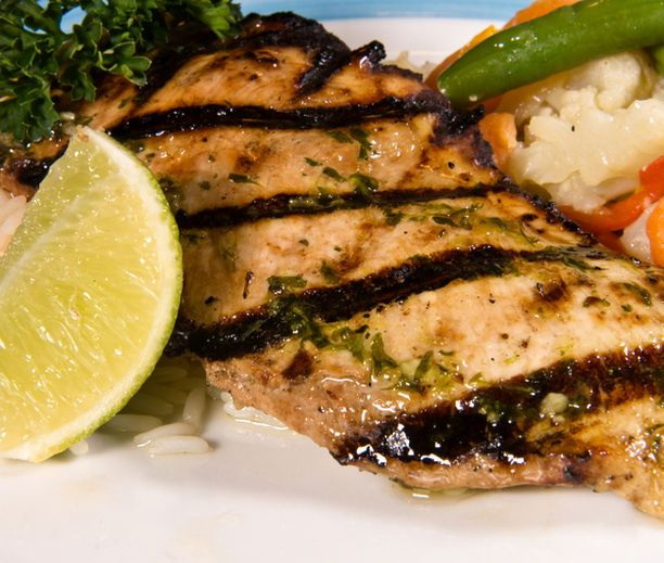 Tequila-Lime Chicken | Low Carb & Low Calorie Savory | Pinterest