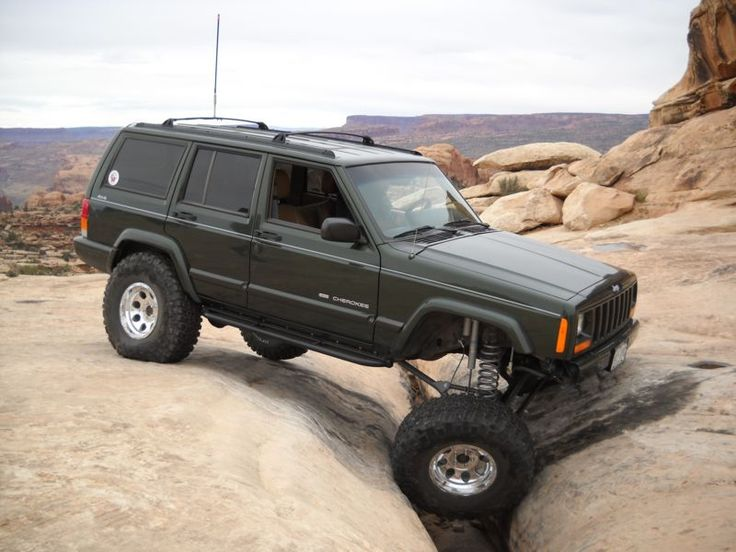 XJ long arm. Extreme articulation! | Jeep Cherokee XJ ...