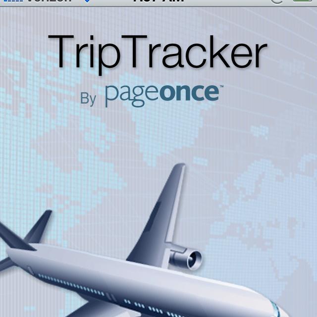flightaware iphone app