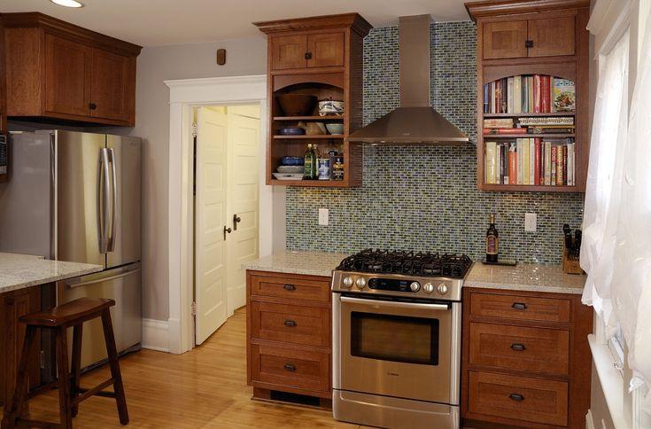 Craftsman Style Kitchen Home Improvement Pinterest