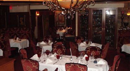 North Shore Lake Tahoe Steakhouse, Crystal Bay Casino Steak and Lobster House