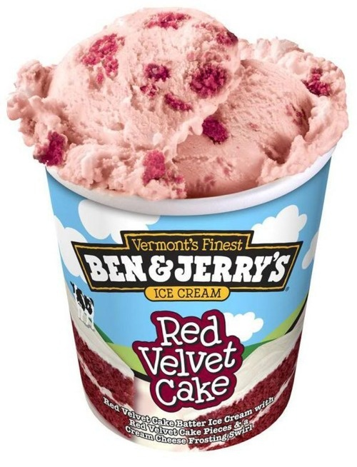 Ben And Jerry S Red Velvet Cake