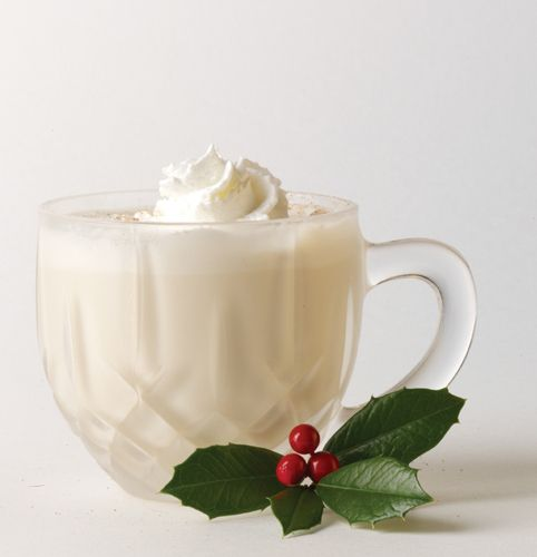 Easy Bourbon Eggnog Recipe - How to Make Bourbon Eggnog for the ...