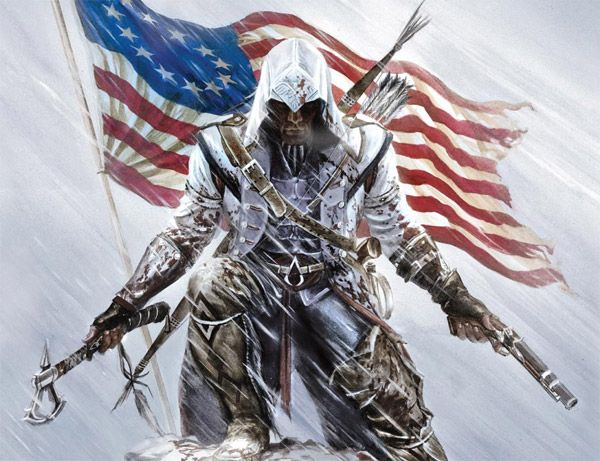 Assassin's Creed 3..awesome cover art | Video Games ...
