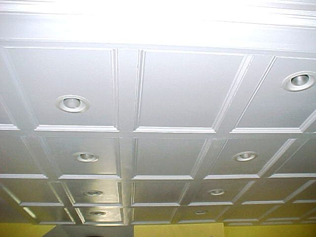 dyi shallow coffered ceiling inspiration liv s room