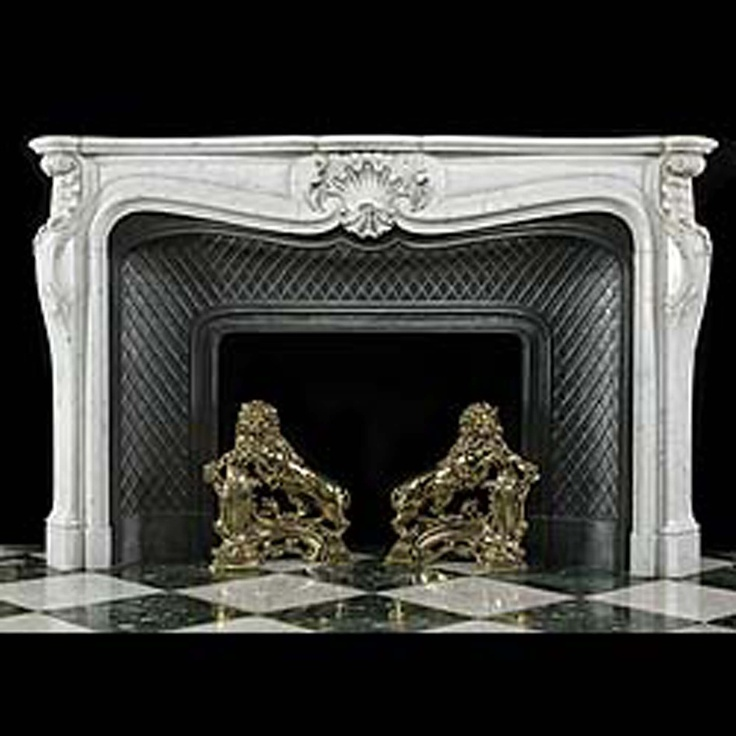 Pin By Westland London On Rococo Fireplaces Pinterest
