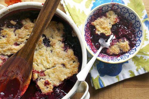 Blackberry slump recipe- super easy and so delicious!