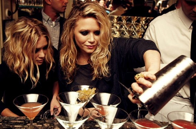 mary-kate and ashley.