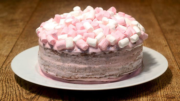 Chocolate Marshmallow Biscuit Cake Recipes — Dishmaps