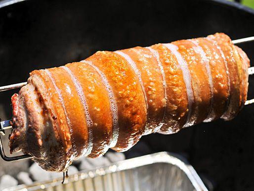 Lechon Liempo (Filipino-style Roasted Pork Belly) Recipe — Dishmaps