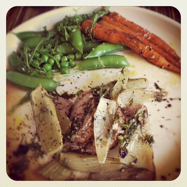 Fennel Crusted, Pasture Raised Pork Tenderloin with Roasted Fennel ...