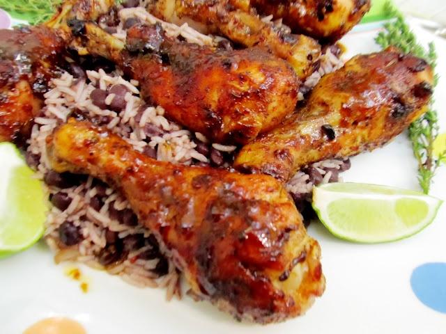 Jamaican Jerk Chicken Legs | Food | Pinterest