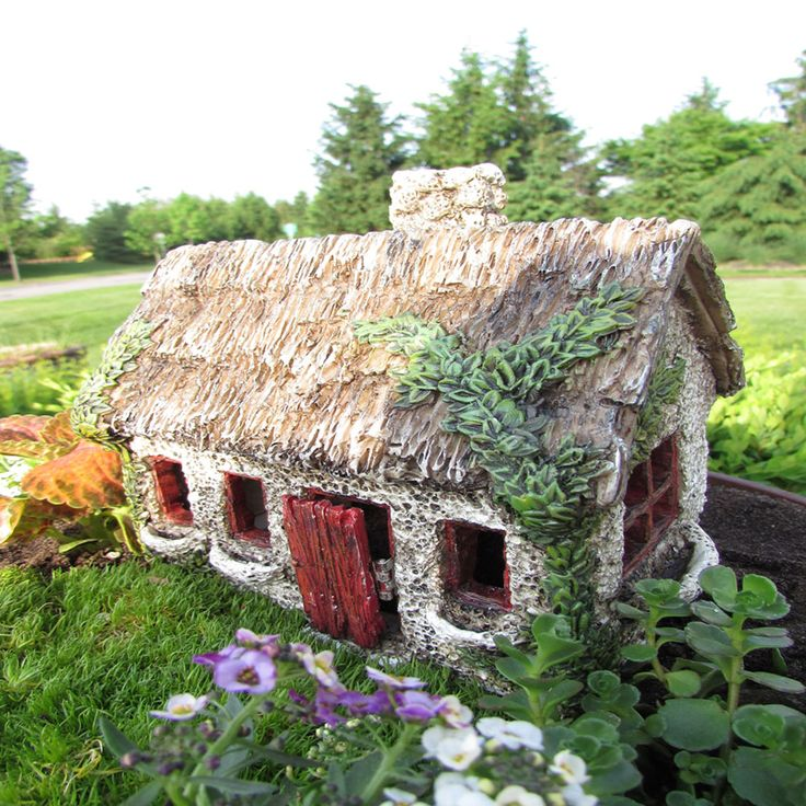 301 moved permanently for Irish fairy garden