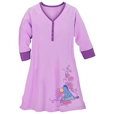 Raglan Eeyore Nightshirt for Women   Eeyore   Pinterest