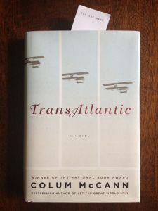 TransAtlantic by Colum McCann (2014, Paperback) EE577