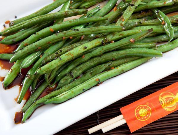 Sesame Soy Glazed Green Beans | Fruit Salad, Yummy Yummy! | Pinterest