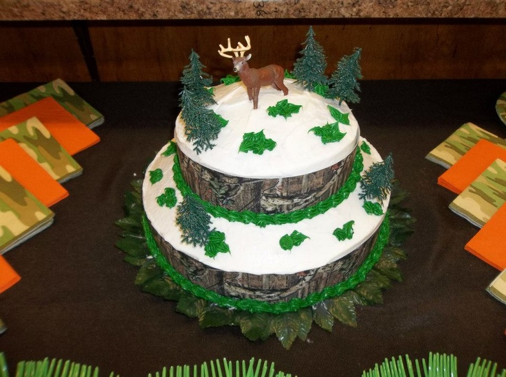 camo baby shower cake ideas and designs page 2
