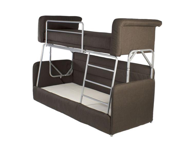 Pin litera sofa cama on pinterest - Sofa cama litera ...