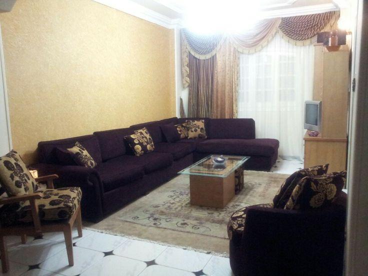 Purple Beige Living Room Dream Home Smart Tips Pinterest
