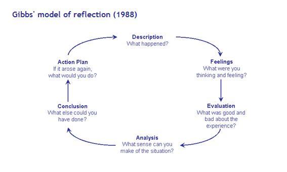 Gibbs Reflective Essays