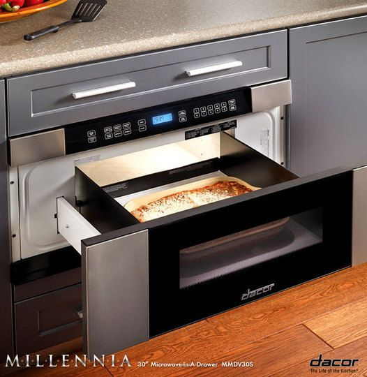 Dacor Millennia Microwave In-A-Drawer For the Home Pinterest