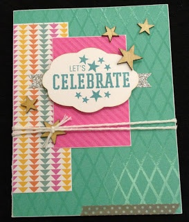 card by Barbra Otten using CTMH Dream Pop paper