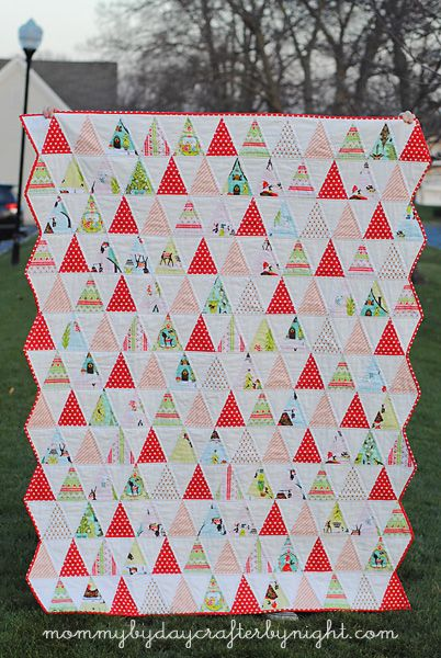 Mommy by day Crafter by night: Isosceles Triangle Quilt Along... the supplies.